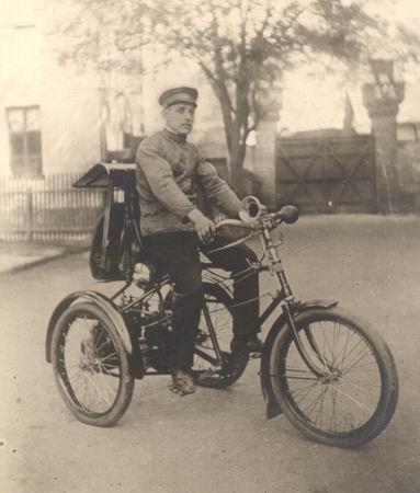 Első tricikli